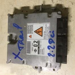 Calculateur moteur - Nissan X-trail