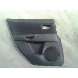 Panneau de porte arrière gauche - Mazda 3