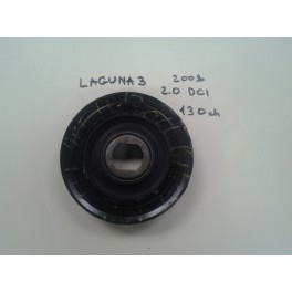 Poulie damper - Renault Laguna 3
